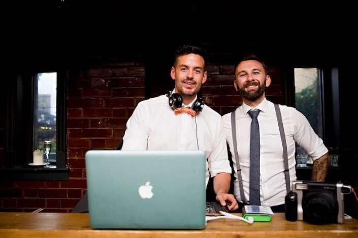 Fox and Braces Wedding DJs